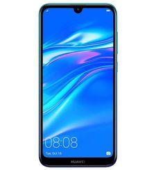 هواوي Y7 برايم 2019 سعة 32 جيجابايت الجيل الرابع (4G) ثنائي الشريحة ,  Aurora Blue