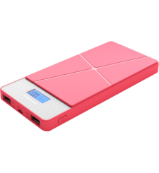 MYCANDY POWER BANK 8000MAH PB05,  red