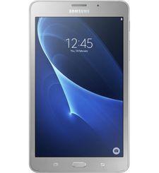 SAMSUNG GALAXY TAB A T285N 7INCH 8GB 4G,  silver