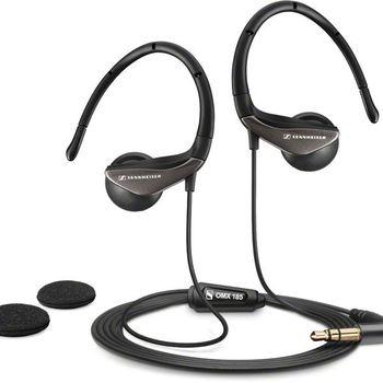 SENNHEISER EARPHONE EAR HOOK STYLE OMX 185