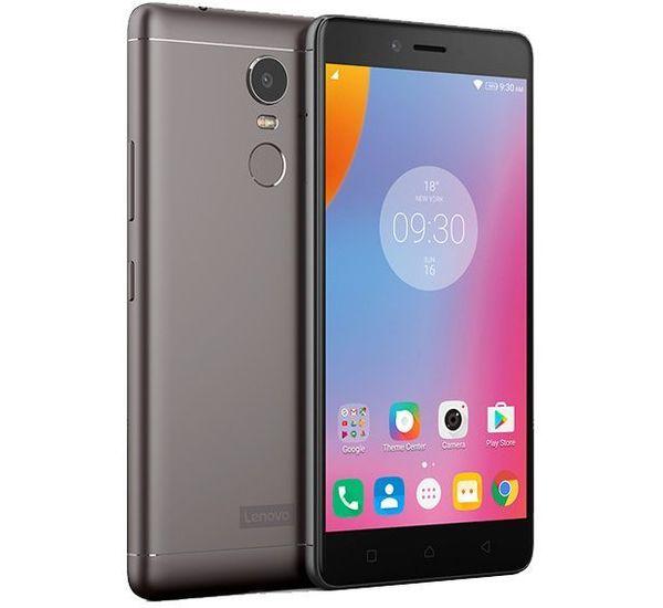 LENOVO K6 NOTE K53 A48 DUAL SIM 4G LTE, grey, 32gb