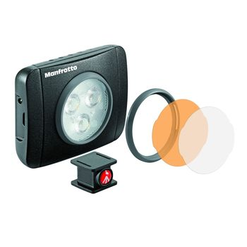 MANFROTTO LED LIGHT LUMIE SERIES PLAY,  black