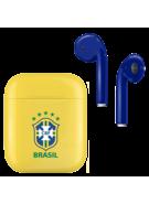 APPLE AIRPODS FIFA EDITION,  brazil , gloss