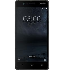 NOKIA 3 16GB DUAL SIM,  black