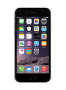 أبل أي فون 6 16 جيجابايت,  رمادي, 32GB