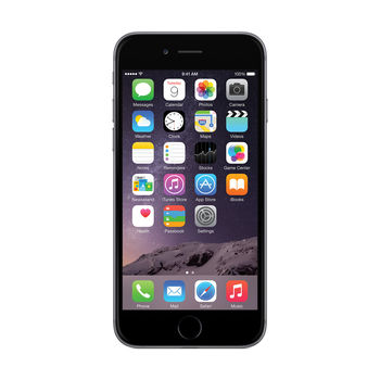 APPLE IPHONE 6,  silver, 16gb