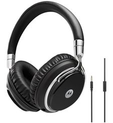 MOTOROLA WIRED STEREO HEADSET PULSE M,  black