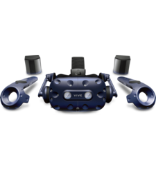 STARTER KIT VIVE PRO HMD+ 2BS+ 2CR SOFT BUNDLE