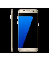 ENBD-SAMSUNG GALAXY S7 EDGE G935F DUAL SIM 4G LTE,  gold, 32gb