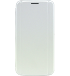 MYCANDY GALAXY S6 EDGE BOOK TYPE CASE WHITE