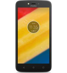 MOTO C PLUS XT1723 16GB 4G DUAL SIM,  black