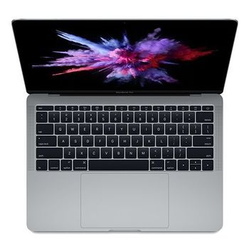 APPLE MACBOOK PRO LAPTOP MLL42 (2016) - INTEL CORE I5, 13.3-INCH, 256 GB SSD, 8 GB, MACOS SIERRA, SPACE GREY, ENGLISH