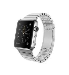 Apple Watch 42MM Stainless Steel Case with Link Bracelet MJ472,  silver, 42 mm