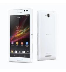 SONY C2305 XPERIA C DUAL SIM 3G,  white