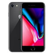 ابل ايفون 8,  Space Gray, 256GB