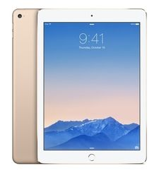 APPLE IPAD AIR 2 WIFI 32GB,  gold