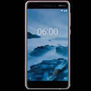 NEW NOKIA 6 2018 4G LTE 32GB DUAL SIM,  white iron, 32gb