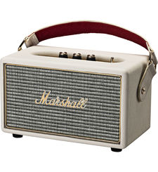MARSHALL BLUETOOTH SPEAKER - KILBURN,  cream