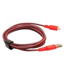ENERGEA LIGHTNING CABLE 1.5M,  red