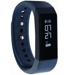 FITMATE Z1 FITNESS TRACKING HEALTH BAND,  blue