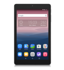 ALCATEL PIXI3 4G,  smoky grey