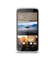 اتش تي سي ديزاير 828 ثنائي الشريحة 4G LTE,  أبيض, 16GB
