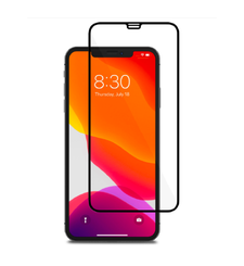 MOSHI IPHONE 11 PRO MAX / XS MAX TEMPERED GLASS LONG BLACK