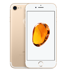 APPLE IPHONE 7 4G LTE,  gold, 256gb