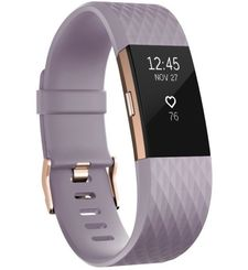 FITBIT CHARGE 2 LARGE LARYON,  lavender rose
