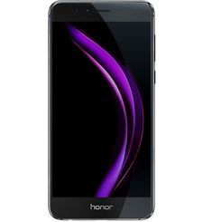 HUAWEI HONOR 8 DUAL SIM 4G LTE,  black, 32gb