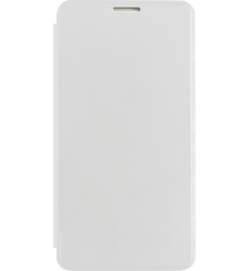 MYCANDY GALAXY A710 FLIP COVER,  white