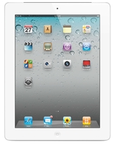 APPLE IPAD 2 WIFI,  white