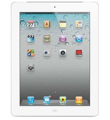 APPLE IPAD 4 WIFI 3G,  white