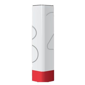 MYCANDY PORTABLE POWER BANK 3200mAh,  red
