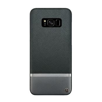 UUNIQUE GALAXY S8 PLUS BOOK TYPE CASE GUNMETAL