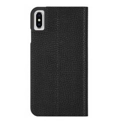 CASEMATE IPHONE XS MAX BOOK TYPE BARELY THERE FOLIO BLACK