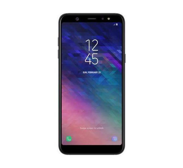 SAMSUNG GALAXY A6 PLUS A605F 64GB 4G DUAL SIM, black