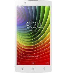LENOVO A2010 DUAL SIM 4G LTE,  white, 8gb