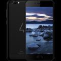 FOUR S710 RUBY 32GB DUAL SIM 4G LTE,  black