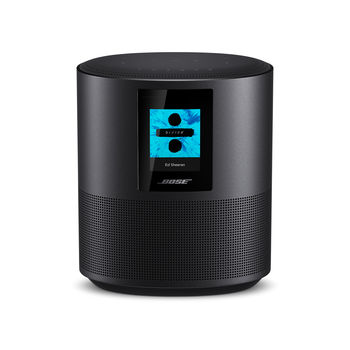 BOSE HOME SPEAKER 500 WITH AMAZON ALEXA BUILT IN,  triple black