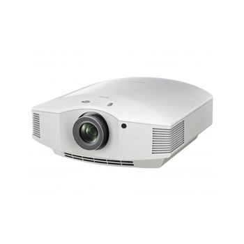 SONY VPL-HW65ES FULL HD 3D SXRD HOME THEATER PROJECTOR WHITE