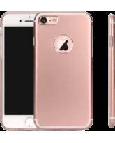 MYCANDY IPHONE 7 TITANIUM BACK CASE ROSE GOLD