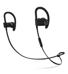 BEATS BLUETOOTH STEREO EARPHONE POWERBEATS3,  black