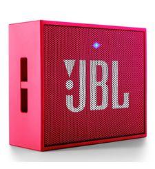 JBL GO BLUETOOTH SPEAKER,  pink