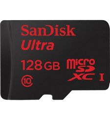SanDisk 128 GB SD card
