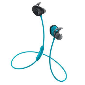 BOSE BLUETOOTH HEADPHONE SOUNDSPORT,  aqua