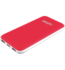 MYCANDY POWER BANK 10000MAH PB13,  red
