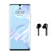 هواوي P30 برو الجيل الرابع (4G)  ثنائي الشريحة,  Breathing Crystal , 128GB
