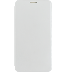 MYCANDY GALAXY A310F FLIP COVER,  white