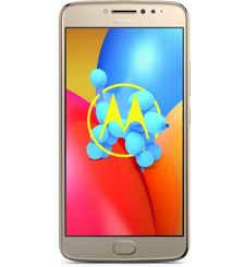 MOTO E4 PLUS 16GB 4G DUAL SIM,  gold